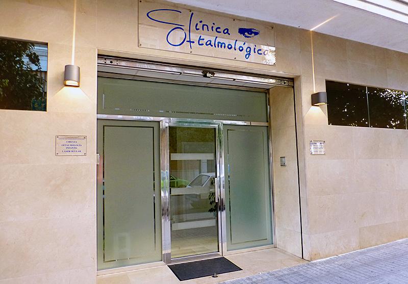 clínica oftalmológica doctor Maldonado